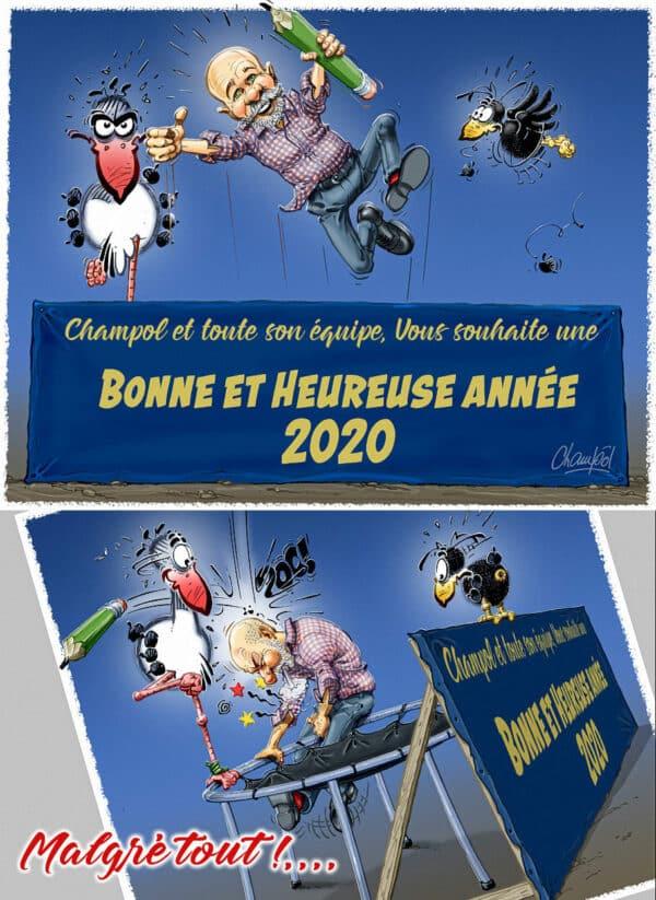 Les Voeux de Champol pour 2020