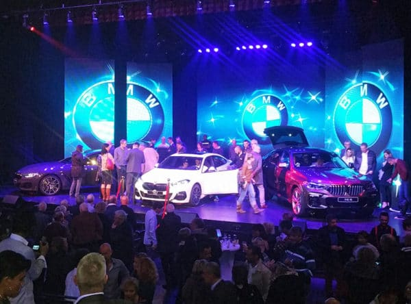 BMW au Paradis des Sources...