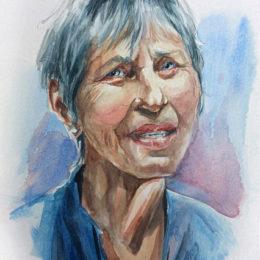 Portrait-Francoise