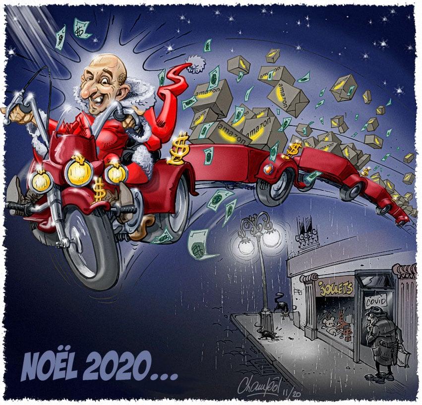 Noel 2020 avec Amazon...