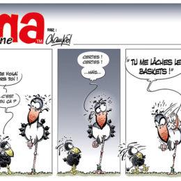 Emma la cigogne, strip 63